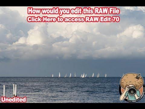 Edit this RAW File Week 70 - Nikon D7000