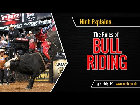 The Rules of Bull Riding (PBR) - EXPLAINED!