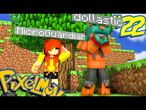 WE SWITCHED BODIES!!! | Pixelmon ROLEPLAY w/ Dollastic Plays!