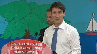 Trudeau on attacks against Quebec Muslims