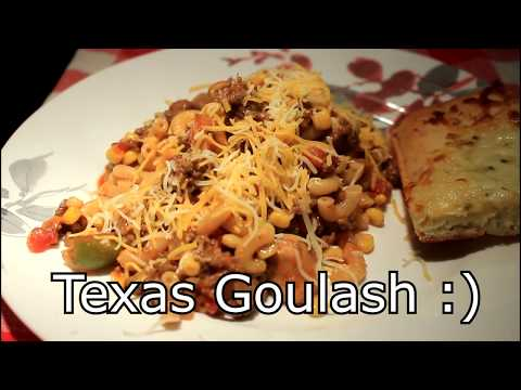 Texas Goulash r Whatever you want to call it  ~ Good Stuff