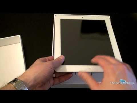 iPad 2 Unboxing!