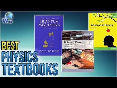 8 Best Physics Textbooks 2018