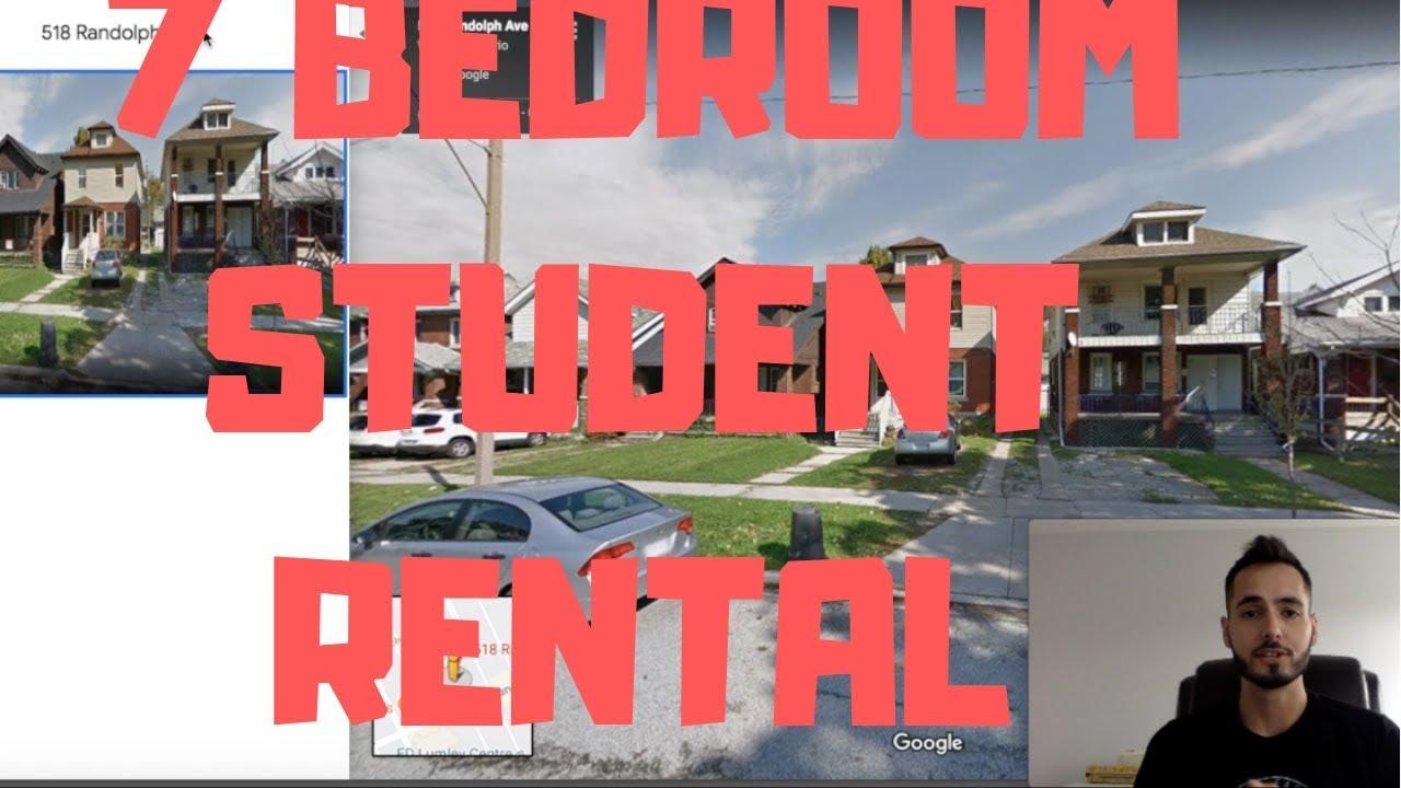 Windsor Ontario Student Rental Investment Property Breakdown - Money Mondays #04