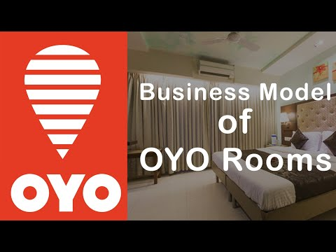 Business Model of OYO Rooms - How OYO Rooms Earn Money ?