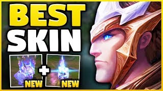 *new* God-king Garen Is Finally Here! This Is Why It