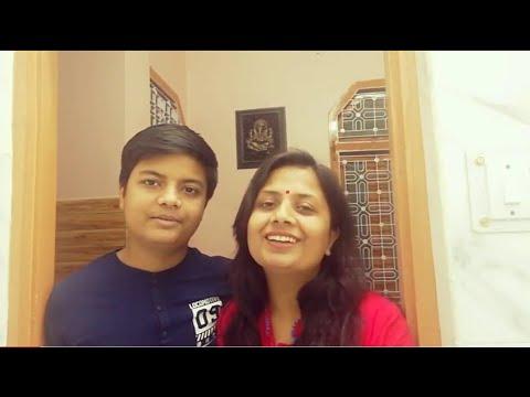 Happy new year 2018 from Anupama jha & Yashvardhan Jha