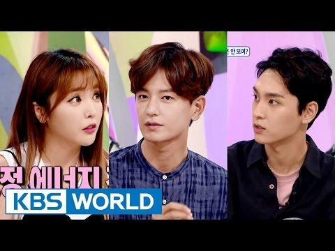 Hello Counselor - Choi Taejoon, Lim Juhwan, Hong Jinyoung [ENG/2016.08.29]