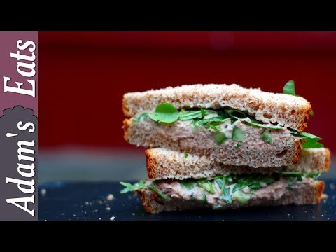 How to make tuna mayonnaise | Lunchbox recipes