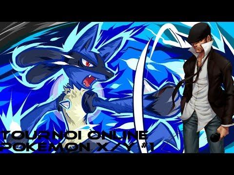Ken Bogard LIVE - Tournoi Online Pokemon X/Y part1