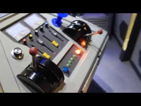 DoctorWho2012 TARDIS Tour!