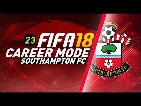 FIFA 18 Southampton Career Mode S4 Ep23 - AC MILAN BRING THEIR BEST!!