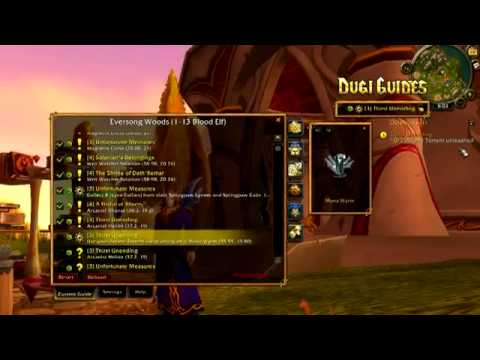 Ultimate WOW Guide Review - Power Leveling - Auto Quest Features