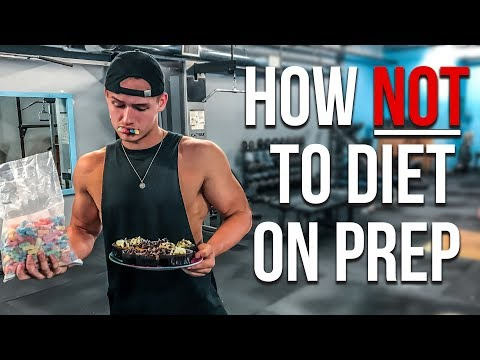Flexible Dieting Is Ruining His Contest Prep? | Creating A Competitor Ep.04