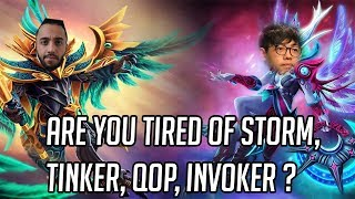 Disaster or new Meta ? A mid Skywrath guide feat LGD.Maybe
