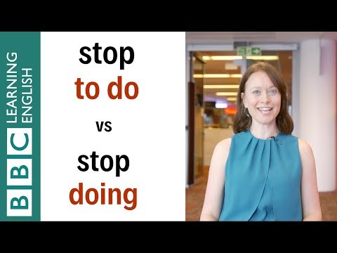 EIAM: Stop doing vs stop to do