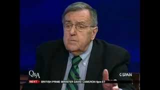 "Mark Shields, PBS ""NewsHour"" Political Analyst"