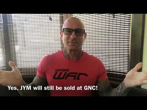 What's up with JYM and GNC?