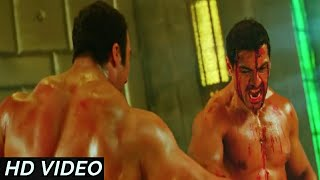 John Abraham [ Most Deadly Fight ] of Race 2