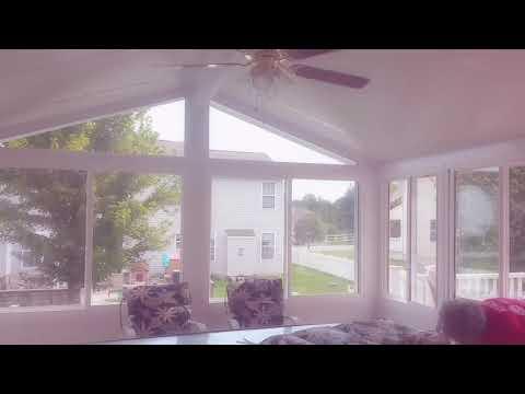 Sun Room on a Deck ~ Outdoor Living Expert