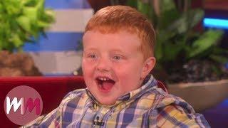 Top 10 Kids on The Ellen DeGeneres Show