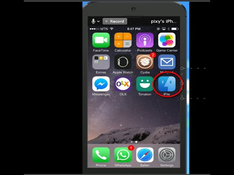 How to Install iFile on iOS Devices iPhone and iPad