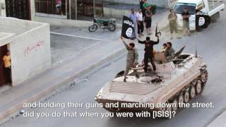 The real faces of ISIS