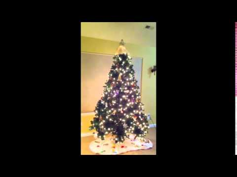 Rotating Christmas Tree Australia