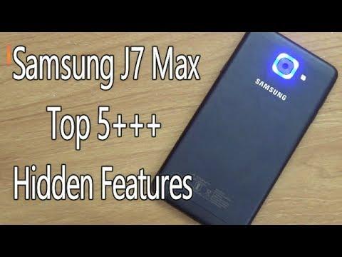 Samsung Galaxy J7 Max Hidden Features , Best Features , Advance