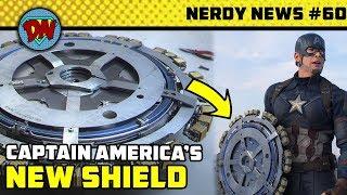 Thanos Return, New Batman, Mandarin in MCU, New Shield, Endgame vs Avatar | Nerdy News #60