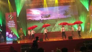 Agribank Hà Nam - Múa 10 cô gái Lam Hạ, Từ trong hương lúa