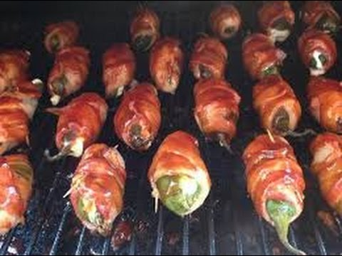 Bacon & Cream Cheese Jalapeno Poppers |ABT | Perfect Super Bowl Appetizer