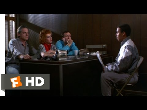 Hollywood Shuffle (1/12) Movie CLIP - Auditions (1987) HD