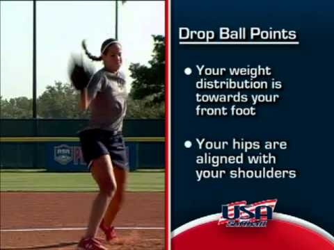 Pitching - The Rise, Drop and Curve