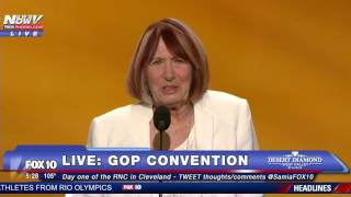Emotional Mom Of Man Killed In Benghazi Speaks At Gop Convention I Bl