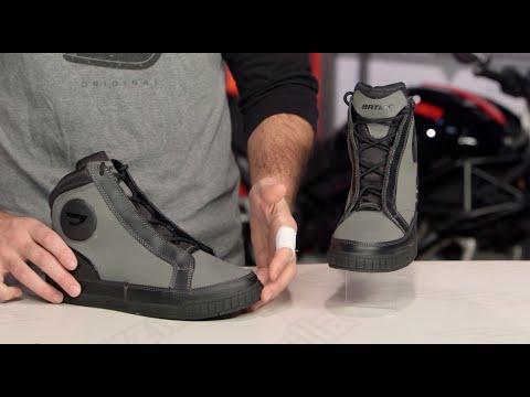 Bates Taser Boots Review at RevZilla.com
