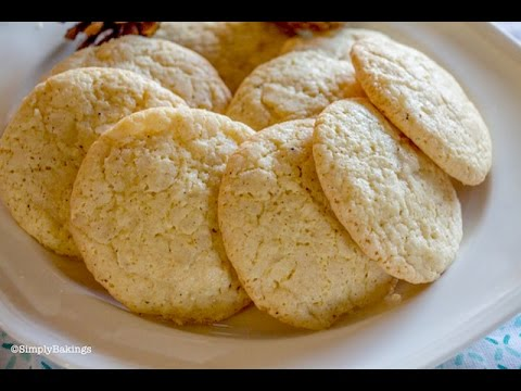 How to Make Snickerdoodle Eggnog Cookies | Simply Bakings