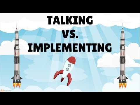 Motivating, Inspiring, yet Funny Thoughts | Part 3: Implementation