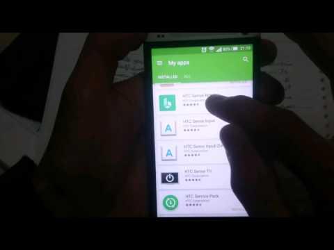 HTC One M7,M8,M9 - change theme color