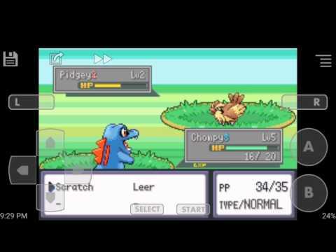 Pokemon liquid crystal let's play ep:1