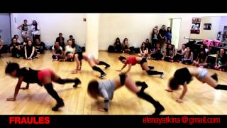 New Twerk Choreo By Dhq Fraules To Lumi ( Better Than Miley)