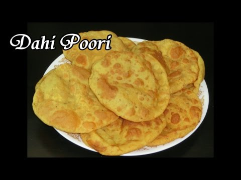 Dahi Poori