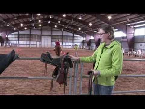 Adaptive Horse Riding : Adaptive Horse Riding: Western Saddles