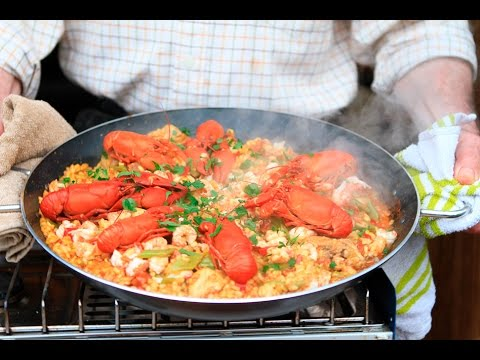 Crayfish trapping & cooking