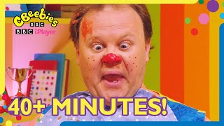 Baking and Cooking Compilation for Children   Mr Tumble and Friends   CBeebies