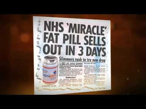 MIRACLE Slimming Tablet used by Brad & Angelina and NOW ROXANNE PALLETT!