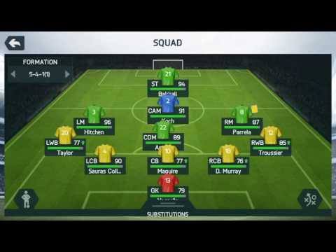 Fleetwood Town Rebuild Season #9| FIFA 14 iOS Manager Mode