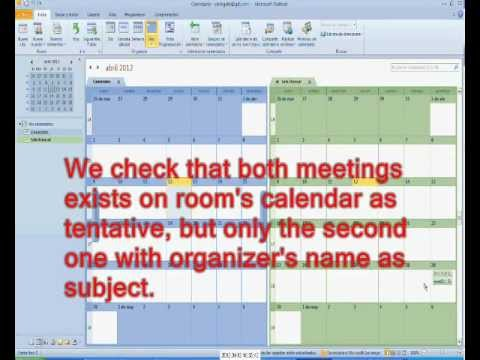 DEMO: Canceled meeting is being recreated from delegate's inbox