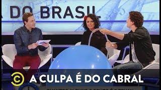 A Culpa é do Cabral - Descobrimento do Brasil - Dadá Coelho