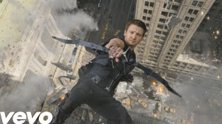 Hawkeye - Centuries - Fall Out Boys (Road to Infinity War)